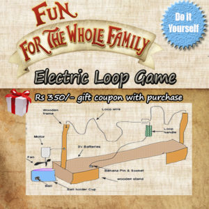 Electric Loop Game - Product Image